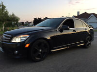 2010 Mercedes-Benz C 300 AMG sport Package Full