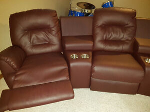 OBO.....Theatre style recliners London Ontario image 4