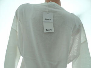 NEW BENCH WOMEN'S WHITE SWEATER TOP - TAGS $69.00 Cornwall Ontario image 7