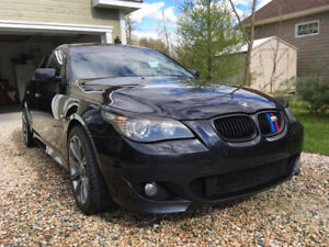 Bmw 535xi 2008 m package