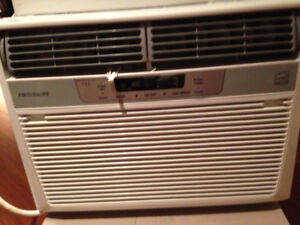 Frigidaire Window Air Conditioner (1 year old)