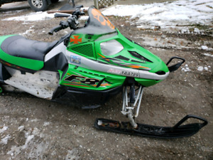 2007 arctic cat f8 ready to ride