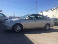 Toyota camry 2005 **** 4 cylindres *****