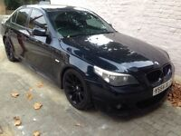 BMW 5 SERIES MSPORT 525D