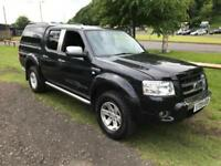 Ford Ranger Thunder 4x4 Dc DIESEL MANUAL 2009/09