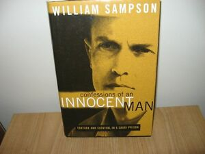 Book - Confessions of an Innocent Man