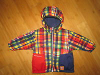 OBERMEYER Winter Coat, size 12-18, excellent condition