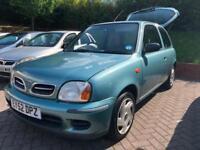 Nissan Micra 1.0 2001