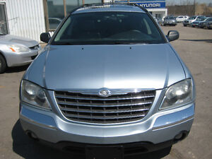 2005 Chrysler Pacifica Touring:CAR PROOF VERIFIED SAFTY AND E TE