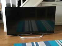 "LG 42"" smart 3D TV"