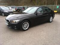 2014 BMW 320d AUTOMATIC++ONE OWNER++SATNAV++HEATED LEATHERS