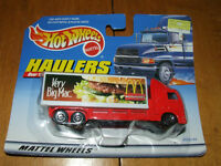 Hot Wheels Haulers - McDonalds Very Big Mac - 1:64 - $7.00