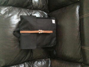 Authentic Black Herschel Backpack Reduce from $50.00