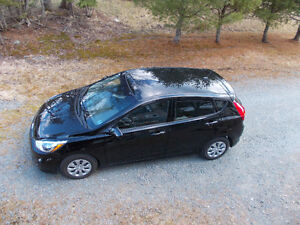 2016 Hyundai Accent gl Hatchback bought new,Warranty o yes