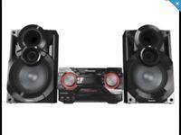 Panasonic sc-akx400ebk Bluetooth 600 W sall or swap