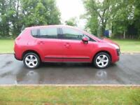 2012 Peugeot 3008 Crossover 1.6HDi Active