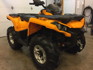 2013 Bombardier Can Am Outlander 800 (1334 Km)