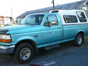 Ford F 150 1994, camion,