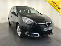 2013 RENAULT SCENIC DYNAMIQUE TOMTOM DIESEL HALF LEATHER INTERIOR FINANCE P/X