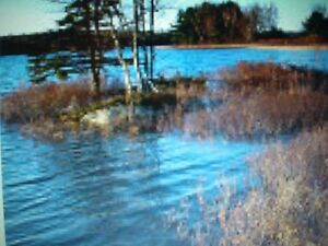 ***2 Acre Back Lake Lot Beautiful Annapolis Valley***