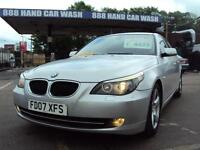 BMW 5 Series 520D SE – E60 Model – 1 Former Keeper – 6 Speed Manual - £4,499
