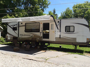 Camping Time - Excellent Condition-