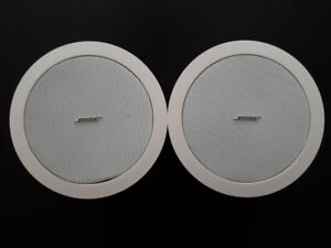 Bose Model 16 Freespace speaker (paire)