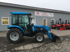 Landini 1-40H - 41hp Cab Tractor with Loader