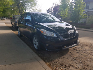 2009 Toyota Matrix xr sweet