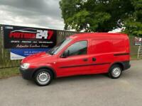 2008 Vauxhall Combo 1700 1.3CDTi 16V Van [75PS] Small Panel Van Diesel Manual