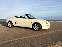 Mg f not tf 1.8 vvc only 70k miles drives perfect no MOT