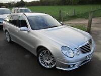 2008 MERCEDES E-CLASS E280 CDI SPORT 7 SEATER AUTOMATIC ESTATE DIESEL