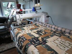 Long Arm Artistic Quilter