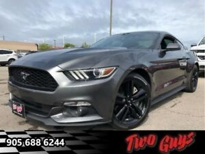 2015 Ford Mustang Ecoboost Premium Fastback New Tires