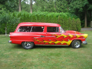 1956 Ford Club Wagon Pro Touring