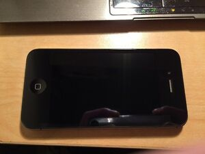 IPHONE 4S BLACK (16GB)