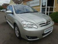 2005 Toyota Corolla Colour Collection 1.6 AUTOMATIC 5 Dr ONE OWNER 21,000 Miles