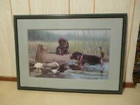 Ducks Unlimited Print