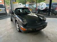 1991 Porsche 911 Carrera 2 2dr Auto CONVERTIBLE Petrol Automatic