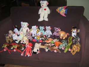 27 Millennium Beanies Babies Collection…