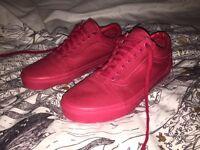 Vans Old Skool - Pure Red