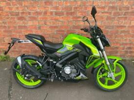 Keeway RKF 125cc E5 learner legal own this bike for only £13.73 a week