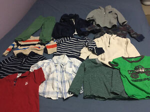 Boys 2T fall clothes