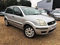 Ford Fusion 1 1.4 16v Warranty & delivery available Px welcome good runner