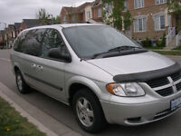 2007 Dodge Grand Caravan 145000km Excellent Safety and E-tested