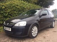 ***TIMMING CHAIN DONE***vauxhall corsa active twinport