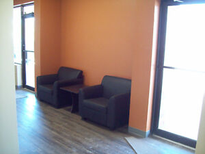 NEWLY BUILT OFFICE SPACE IN BUSY PLAZA!