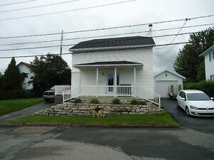 Maison à vendre 190, av. Dollard, Alma Lac-Saint-Jean Saguenay-Lac-Saint-Jean image 1