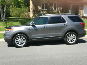 Ford Explorer 2012, Exceptional condition
