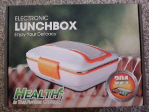 Electric lunch box!